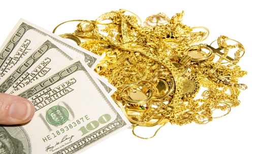 Cash for Scrap Gold
